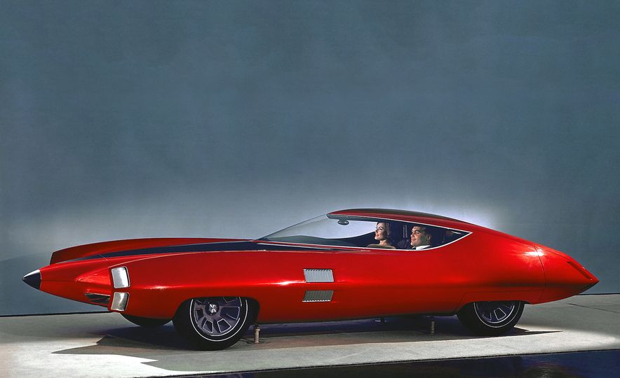 Exceptional Conceptual: The Greatest Concept Cars of All Time, Volume I - Slide 8