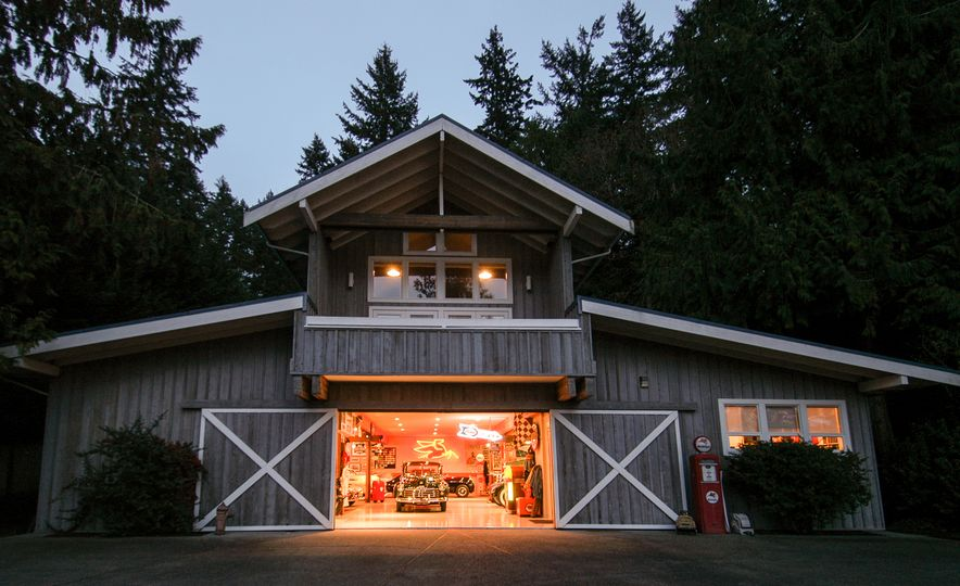Garage Mahals: Over-the-Top Dream Garages - Slide 1