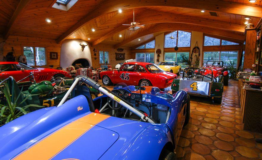 Garage Mahals: Over-the-Top Dream Garages - Slide 2
