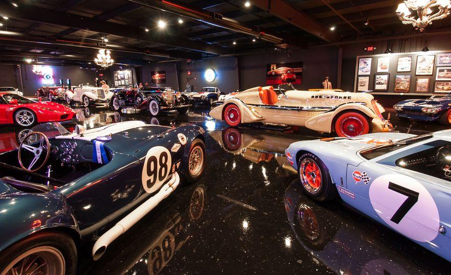 Garage Mahals: Over-the-Top Dream Garages - Slide 7