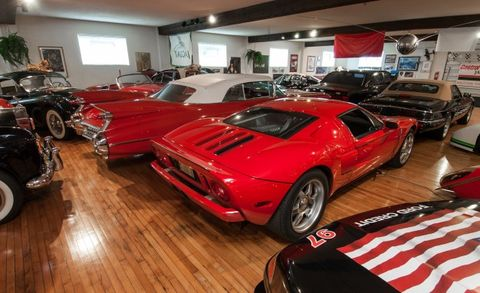 Garage Mahals 10 Over The Top Dream Garages News Car And Driver
