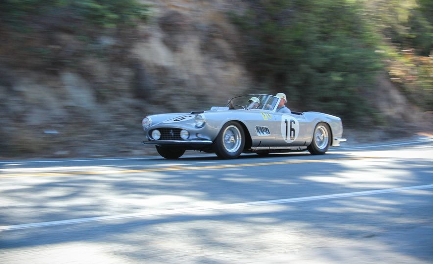 1959 Ferrari 250 GT LWB Scaglietti Spyder California Competizione - Slide 1