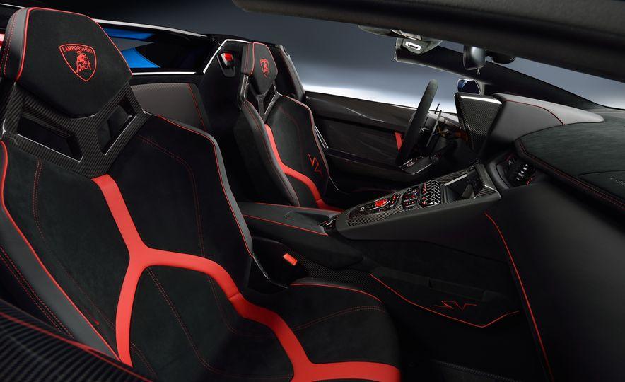 2016 Lamborghini Aventador SV Roadster - Slide 25