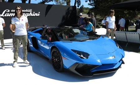 Officially a Thing: 2016 Lamborghini Aventador LP750-4 SuperVeloce Roadster