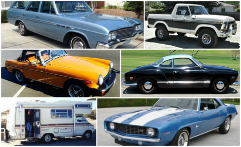 Craiglist Cars For Sale In The Shadows Of The Pebble Beach Auctions