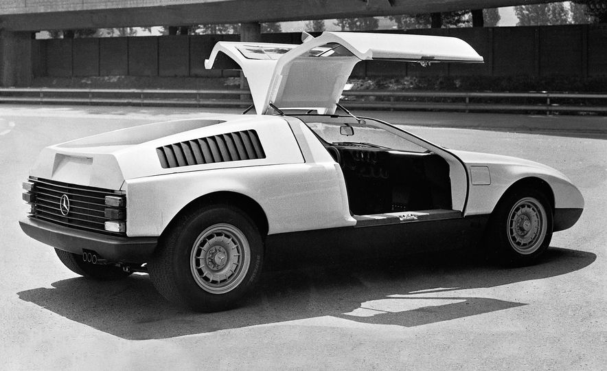 Exceptional Conceptual: The Greatest Concept Cars of All Time, Volume I - Slide 16