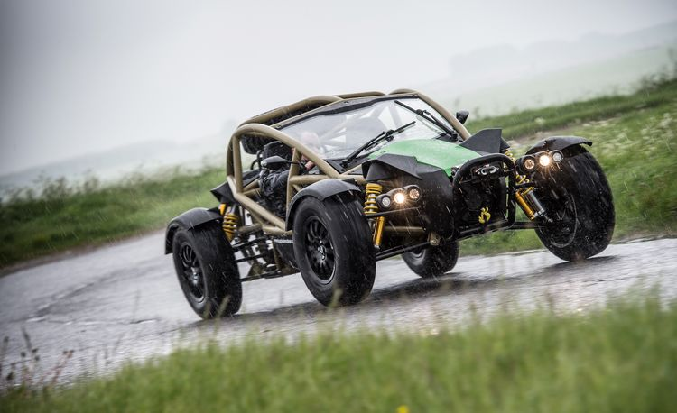 Mud Honey: Down and Dirty with the Ariel Nomad – Feature
