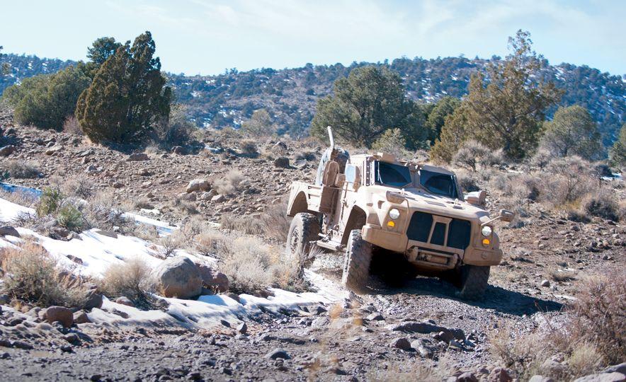 Oshkosh Defense Joint Light Tactical Vehicles - Slide 3