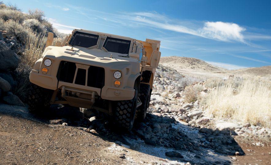 Oshkosh Defense Joint Light Tactical Vehicles - Slide 4