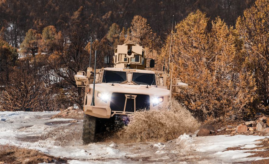 Oshkosh Defense Joint Light Tactical Vehicles - Slide 5