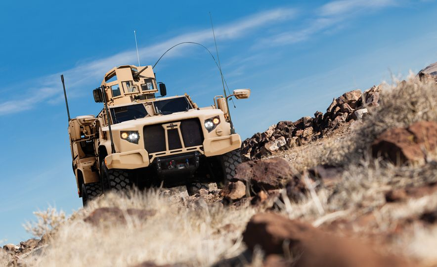 Oshkosh Defense Joint Light Tactical Vehicles - Slide 6