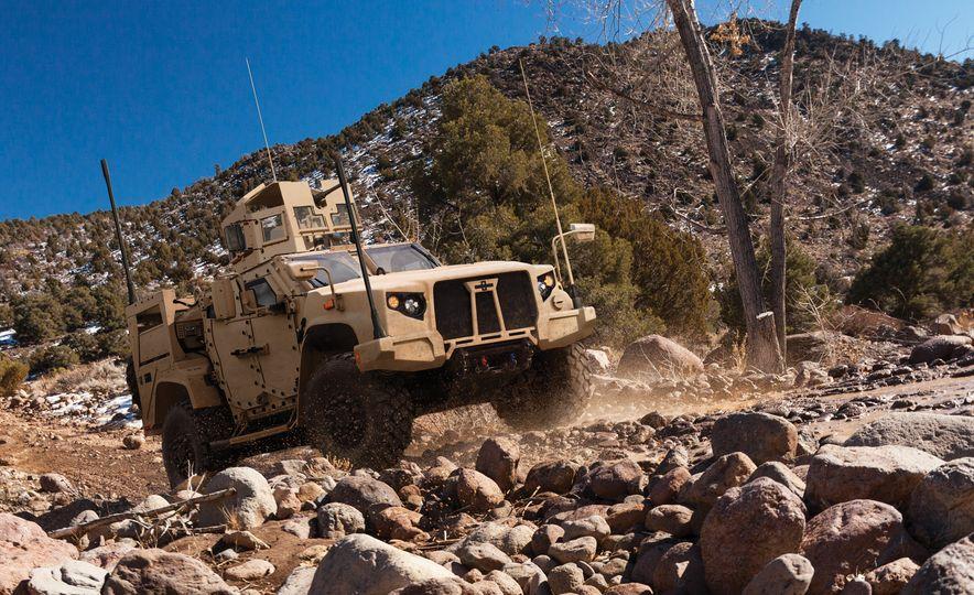 Oshkosh Defense Joint Light Tactical Vehicles - Slide 7