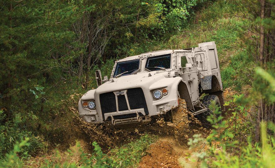 Oshkosh Defense Joint Light Tactical Vehicles - Slide 8