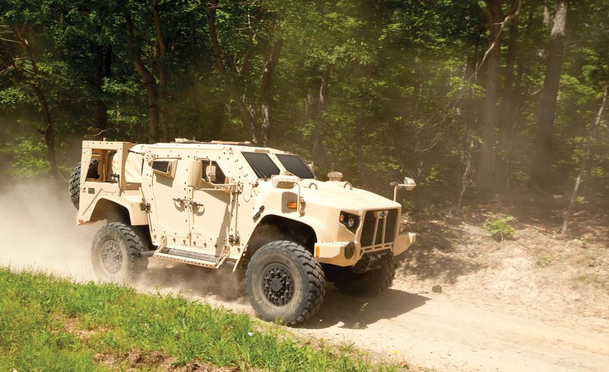 Oshkosh Defense Joint Light Tactical Vehicles - Slide 10