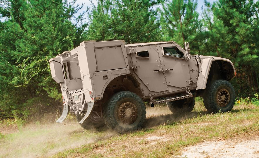 Oshkosh Defense Joint Light Tactical Vehicles - Slide 11