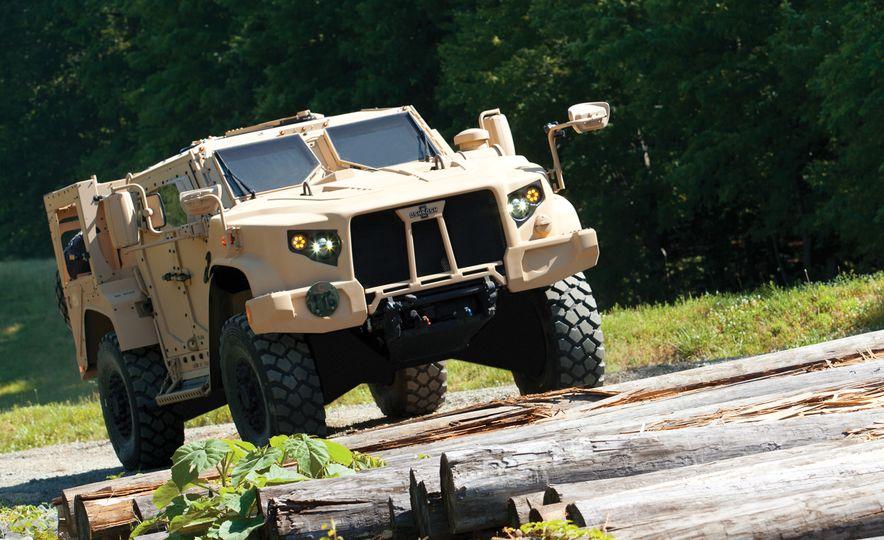 Oshkosh Defense Joint Light Tactical Vehicles - Slide 12