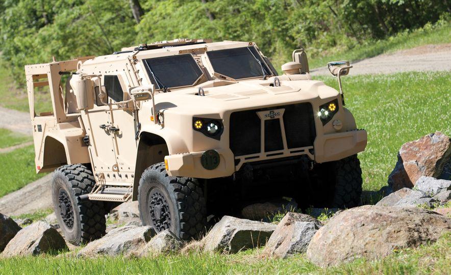 Oshkosh Defense Joint Light Tactical Vehicles - Slide 13