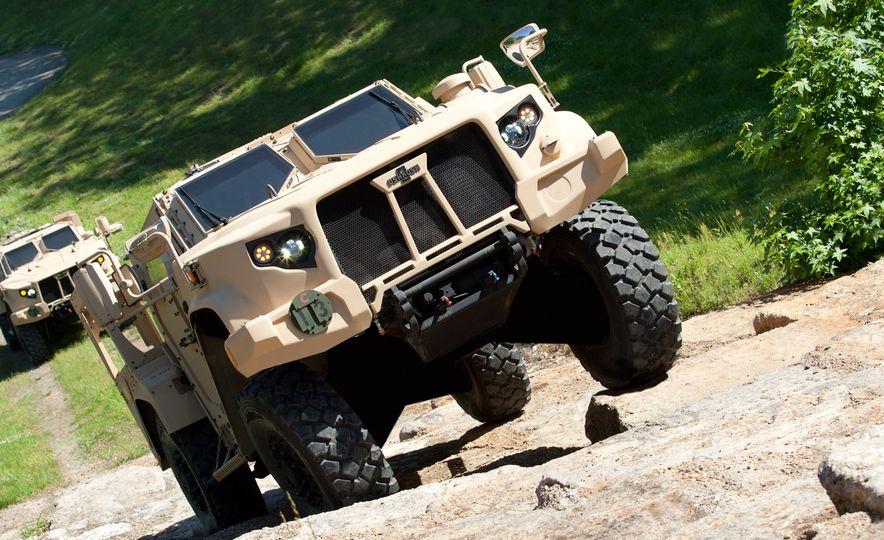 Oshkosh Defense Joint Light Tactical Vehicles - Slide 14