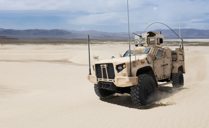 Oshkosh Defense Joint Light Tactical Vehicles - Slide 15