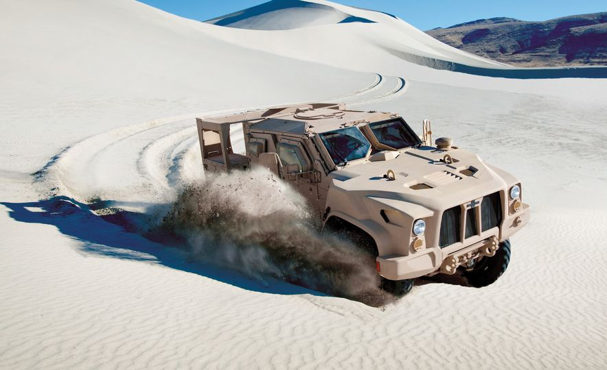 Oshkosh Defense Joint Light Tactical Vehicles - Slide 16