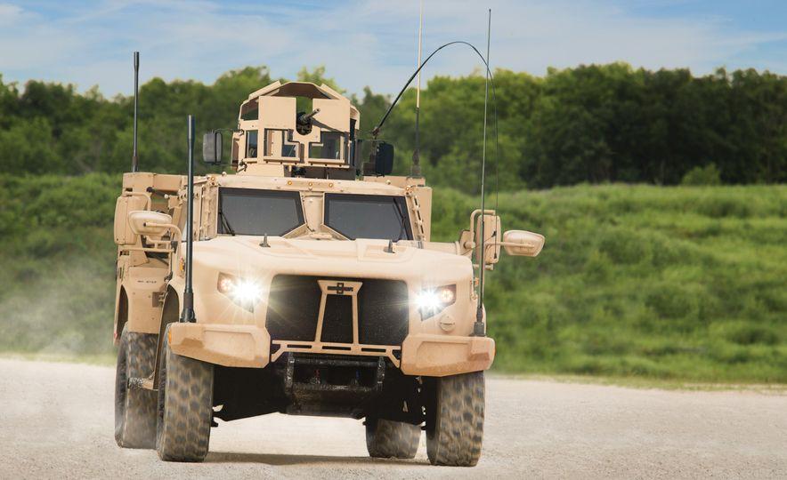 Oshkosh Defense Joint Light Tactical Vehicles - Slide 17