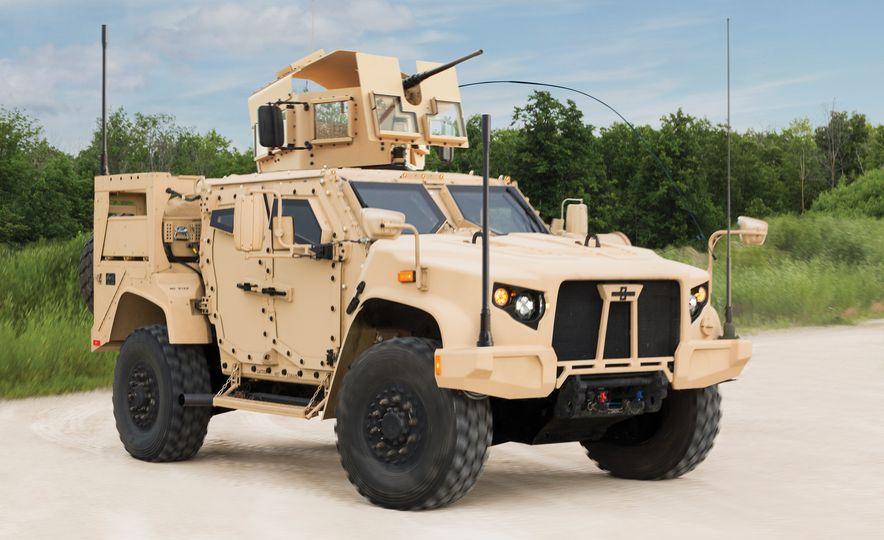 Oshkosh Defense Joint Light Tactical Vehicles - Slide 18