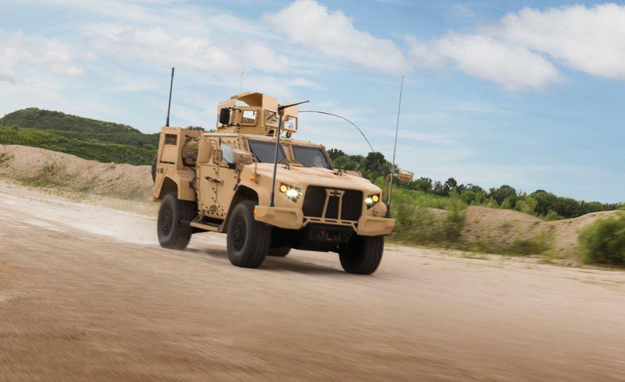 Oshkosh Defense Joint Light Tactical Vehicles - Slide 19