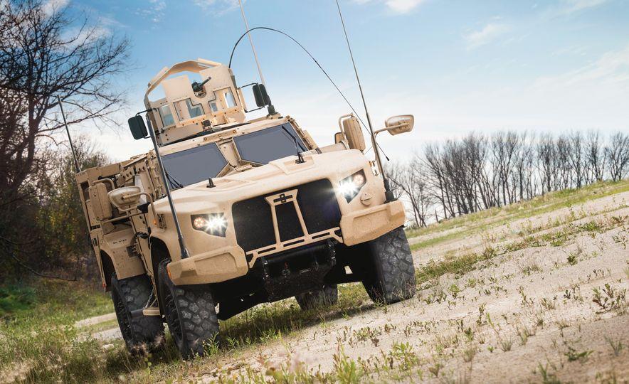 Oshkosh Defense Joint Light Tactical Vehicles - Slide 20
