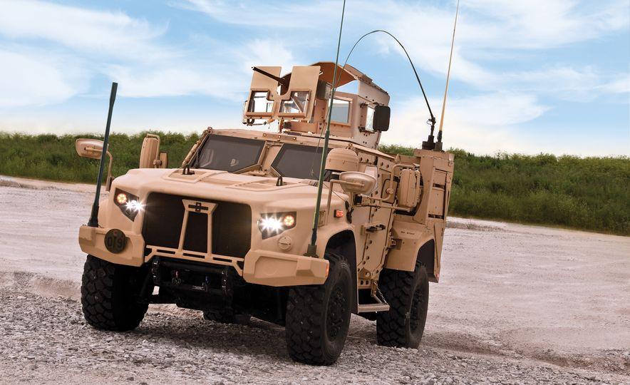 Oshkosh Defense Joint Light Tactical Vehicles - Slide 21
