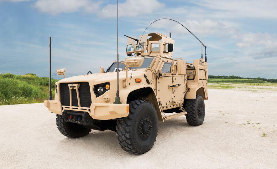 Oshkosh Defense Joint Light Tactical Vehicles - Slide 22