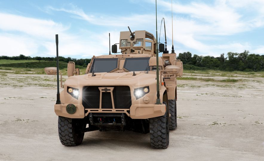 Oshkosh Defense Joint Light Tactical Vehicles - Slide 23