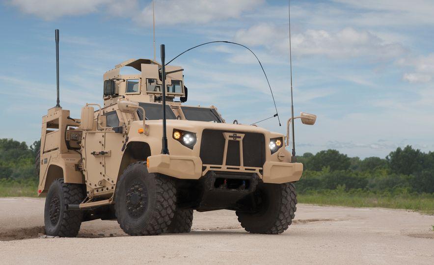Oshkosh Defense Joint Light Tactical Vehicles - Slide 24