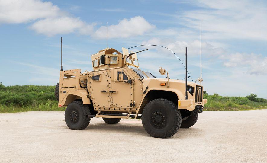 Oshkosh Defense Joint Light Tactical Vehicles - Slide 25