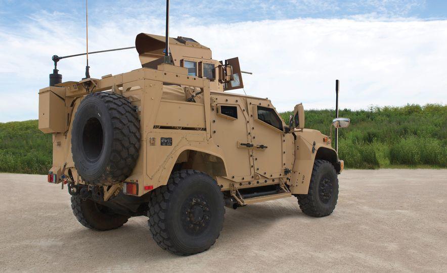 Oshkosh Defense Joint Light Tactical Vehicles - Slide 26