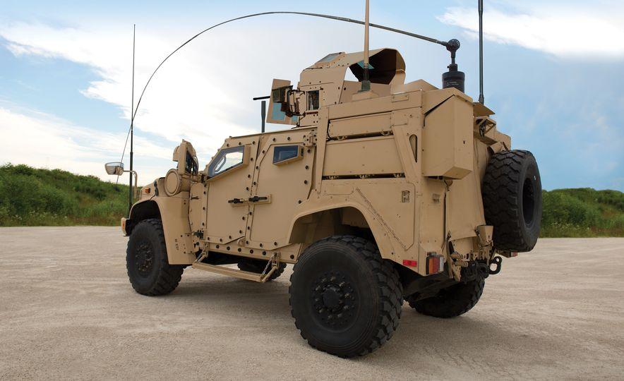 Oshkosh Defense Joint Light Tactical Vehicles - Slide 27