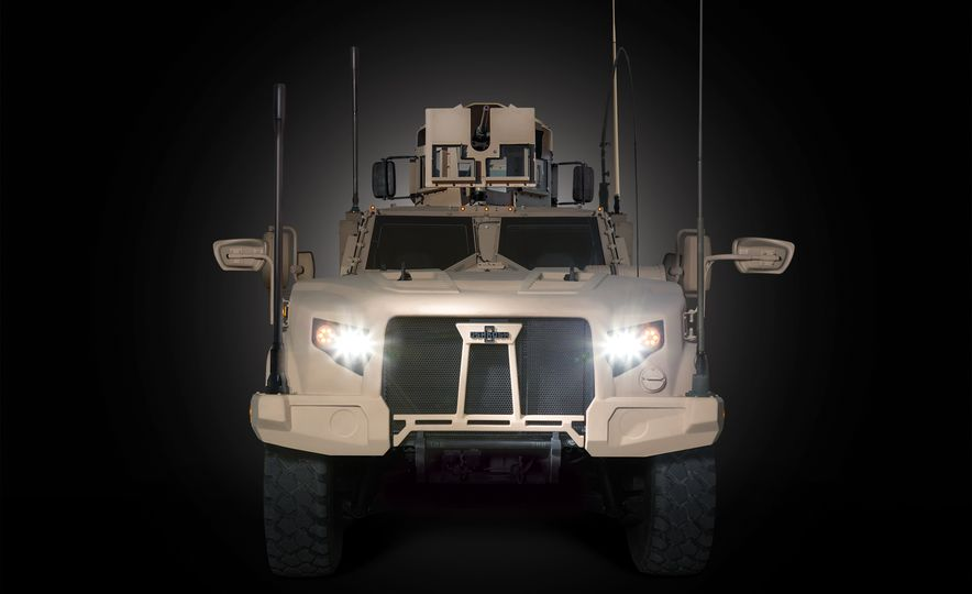 Oshkosh Defense Joint Light Tactical Vehicles - Slide 29