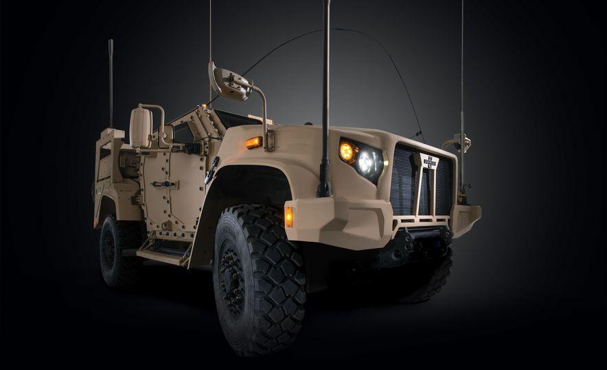 Oshkosh Defense Joint Light Tactical Vehicles - Slide 30