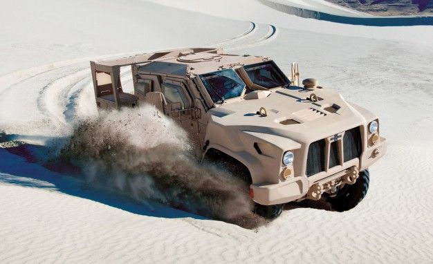 Oshkosh Defense Joint Light Tactical Vehicles Pictures | Photo Gallery