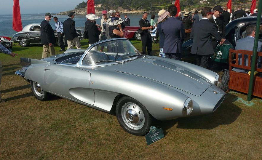 Pebble Picks: C/D's 10 Favorite Cars from the 2015 Pebble Beach Concours - Slide 10