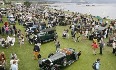 Donning the Blue Blazer: What It's Like to Judge at the Pebble Beach Concours