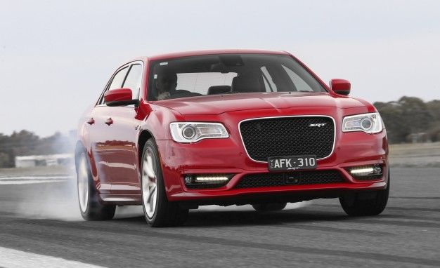 The Refreshed Chrysler 300 SRT Is Hot—But It's Officially Dead for North America