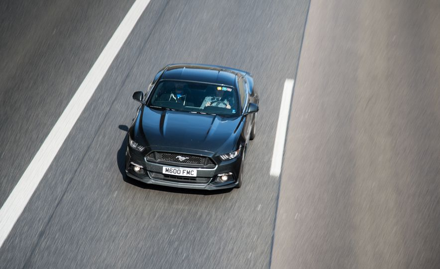 The 24 Hours of Europe: One Ford Mustang GT, One Full Day, 18 Countries - Slide 3