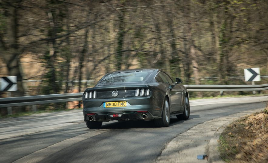 The 24 Hours of Europe: One Ford Mustang GT, One Full Day, 18 Countries - Slide 4