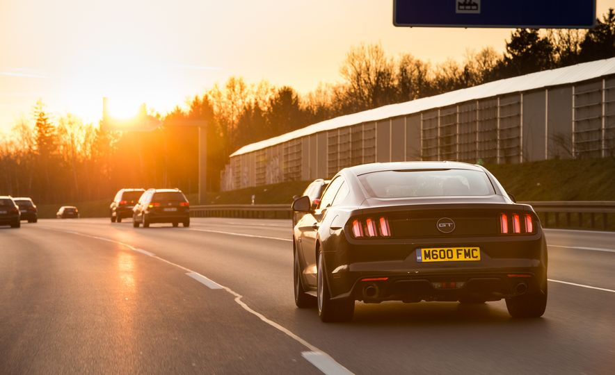 The 24 Hours of Europe: One Ford Mustang GT, One Full Day, 18 Countries - Slide 7