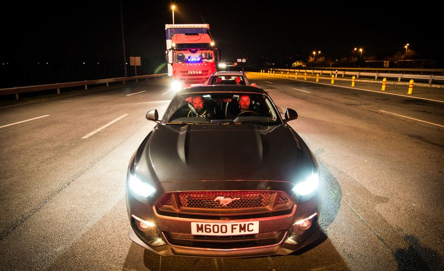 The 24 Hours of Europe: One Ford Mustang GT, One Full Day, 18 Countries - Slide 10
