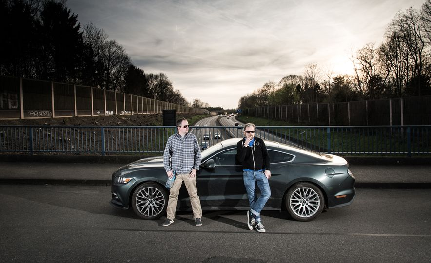 The 24 Hours of Europe: One Ford Mustang GT, One Full Day, 18 Countries - Slide 13