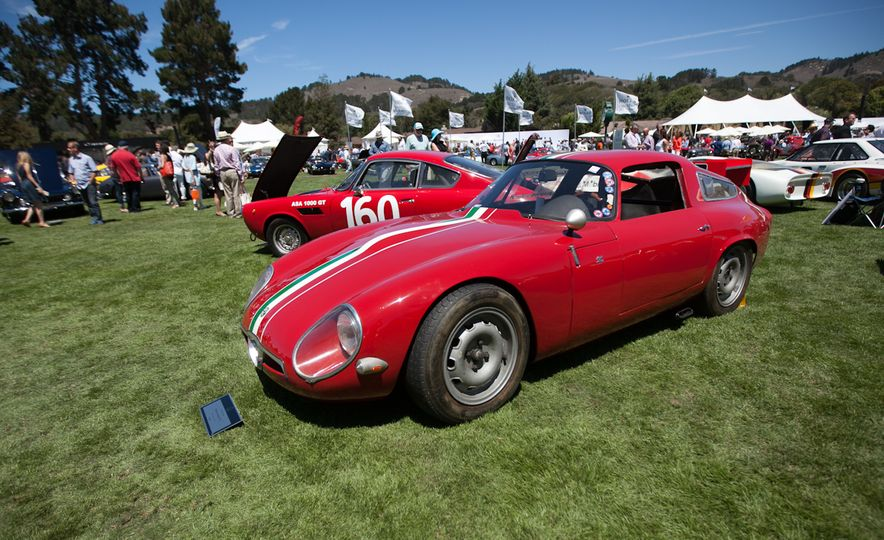 Only ten examples of Ferrari's 275 GTB/4 NART Spider were built. This is one of them. - Slide 16