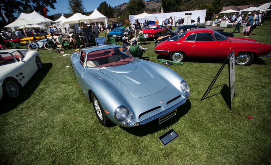 Only ten examples of Ferrari's 275 GTB/4 NART Spider were built. This is one of them. - Slide 31