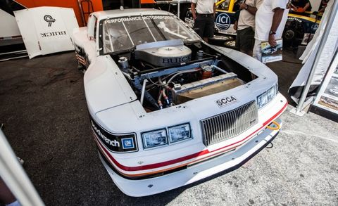 This Trans Am Buick Is Our Favorite Monterey Historics Oddball