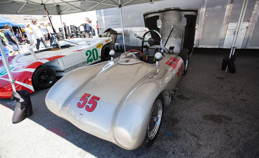 The Rolex Motorsports Reunion Races Are a Monterey Must - Slide 11